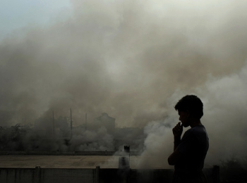 Agra pollution level higher than Delhi, other cities