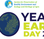 SPHEEHA to Celebrate 50th Earth Day on April 22, 2020