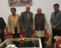 SPHEEHA delegation meets UP Governor